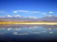 Chile's 'Dead Sea' Lets You Swim In The Desert