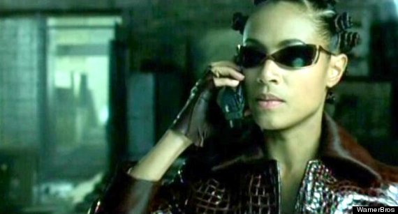 Jada Pinkett Smith Matrix Jada Pinkett Smith Says