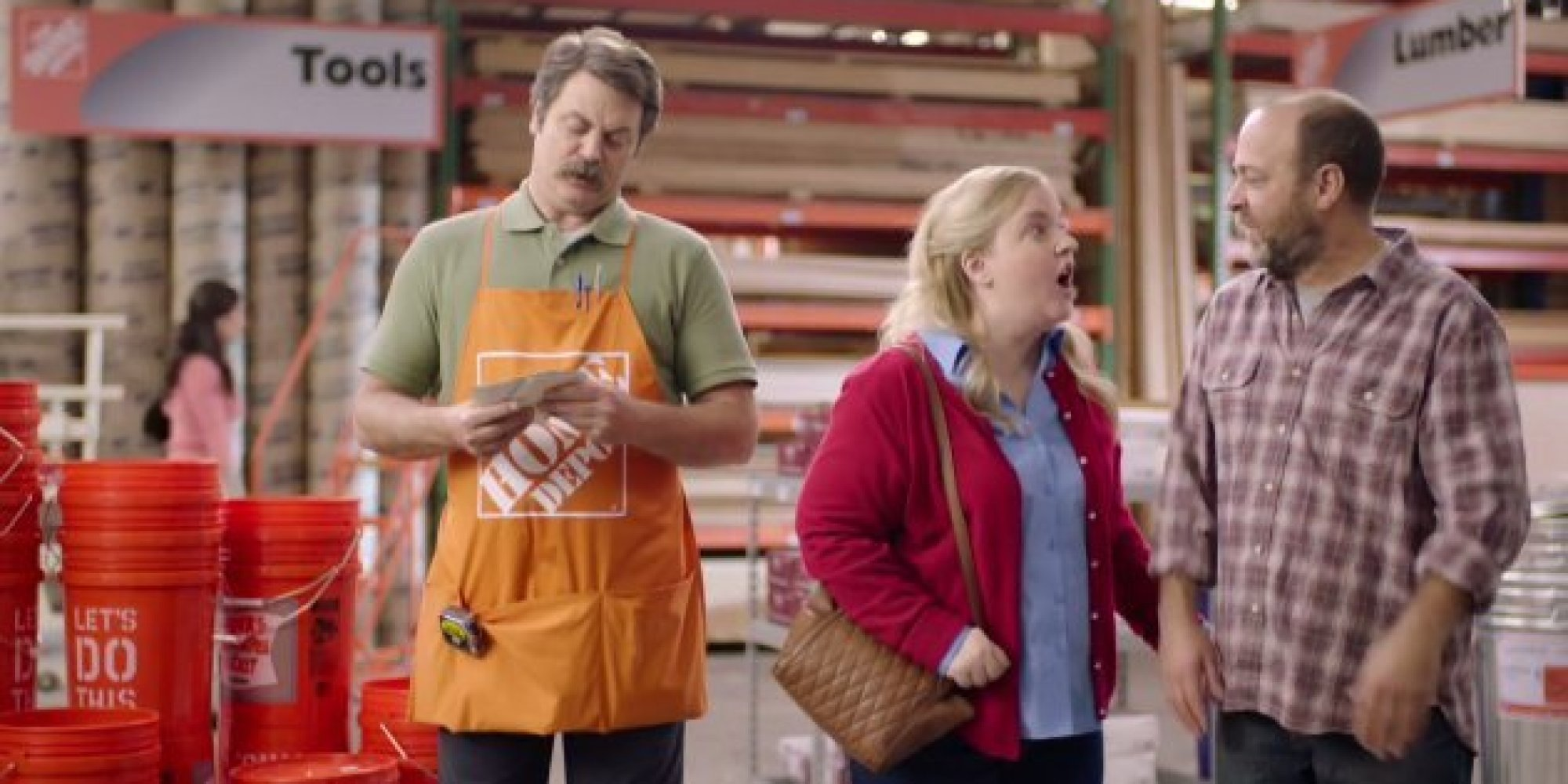 Home Depot Commercial : Home depot commercial images the tv