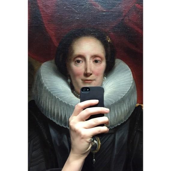 selfie musee 2