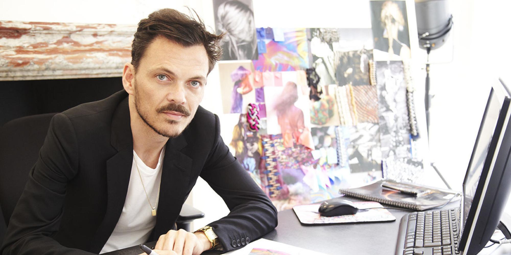 Man Of The Hour: British Fashion Designer Matthew Williamson On ...