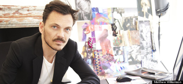 Man Of The Hour: Matthew Williamson On How He Made It
