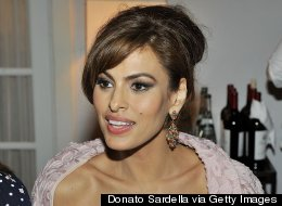 Eva Mendes Steps Out For The First Time Since Welcoming Baby Girl