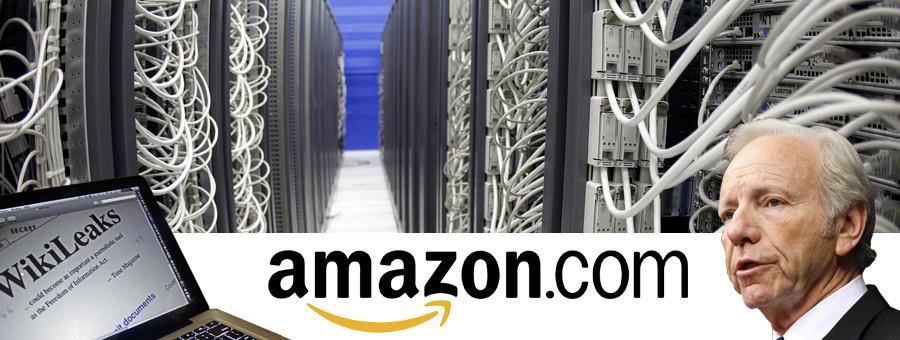 WikiLeaks' Amazon Servers Go Offline (LIVE UPDATES)   Suzie-Que's