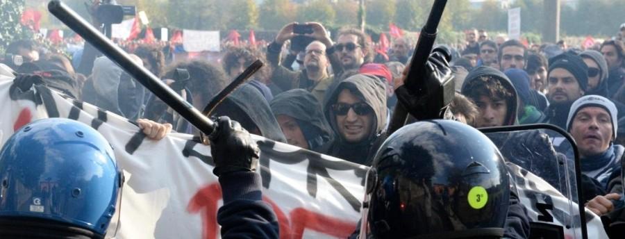 Campagnano r p repressione al tempo del pd for Ministero interno r