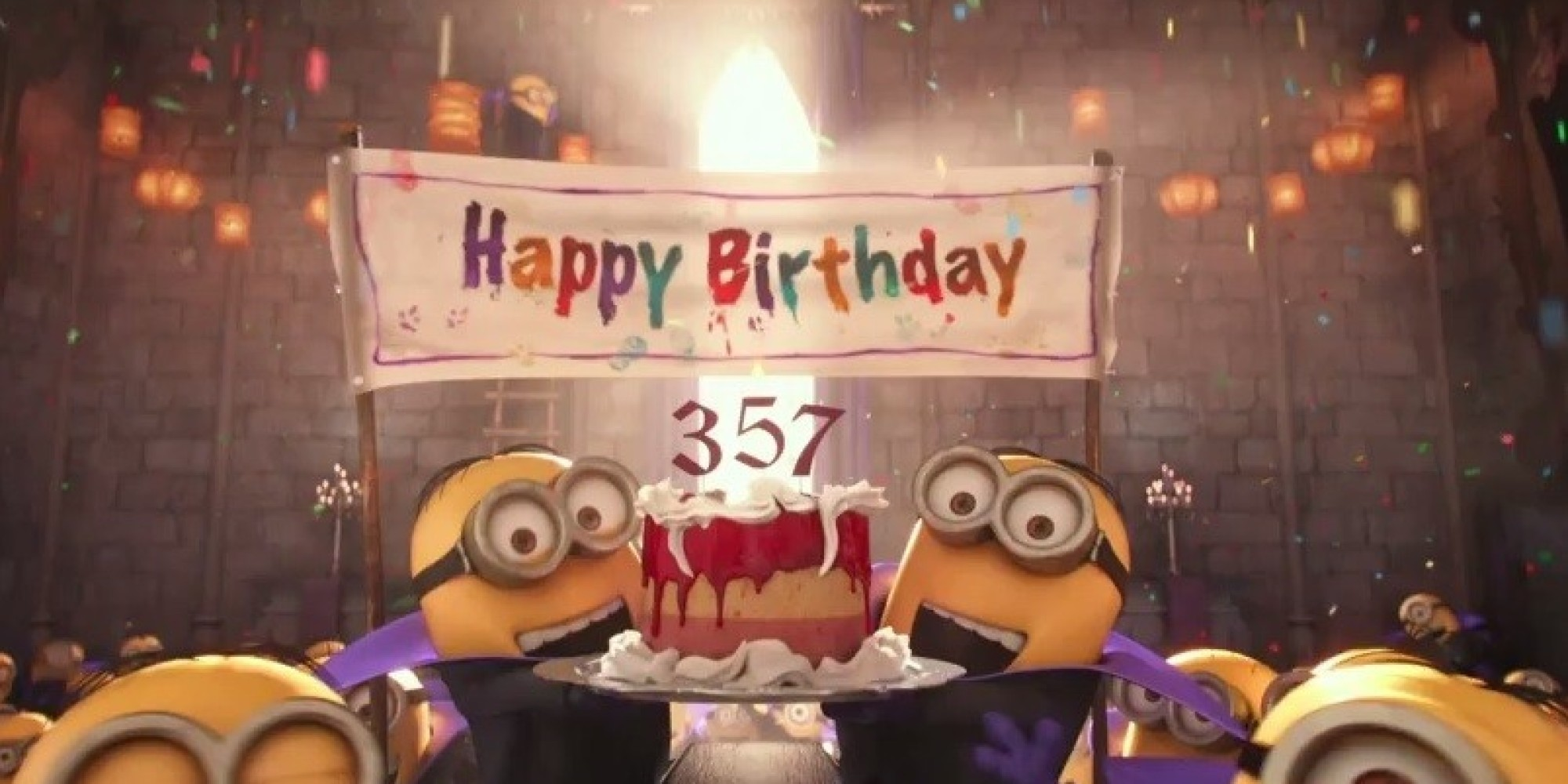 Minions film trailer despicable me spin off preview unveiled