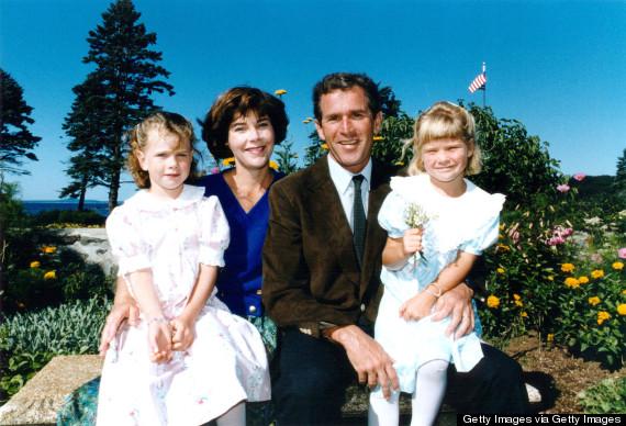 laura bush 1987