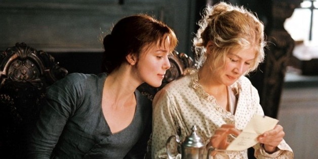 if the characters of pride and prejudice could text huffpost