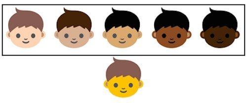 emoji faces diversity