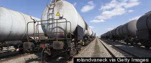 OIL TRAIN TRAFFIC