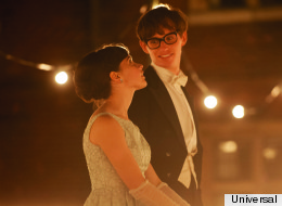 EXCLUSIVE: More Hankies Required For 'The Theory Of Everything' Clip