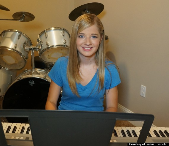 Jackie evancho sexy