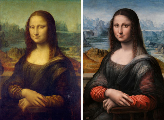 7 famous artworks that are actually supposed to look completely
