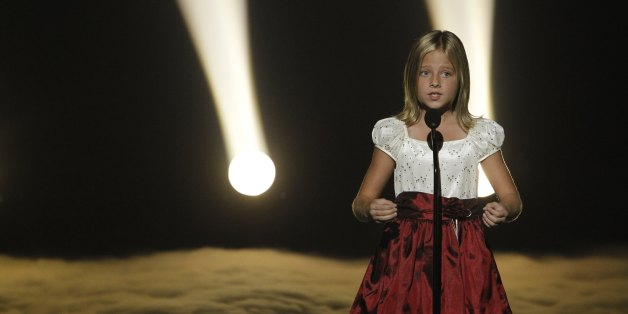 Jackie evancho once the world s youngest opera singer isn t a