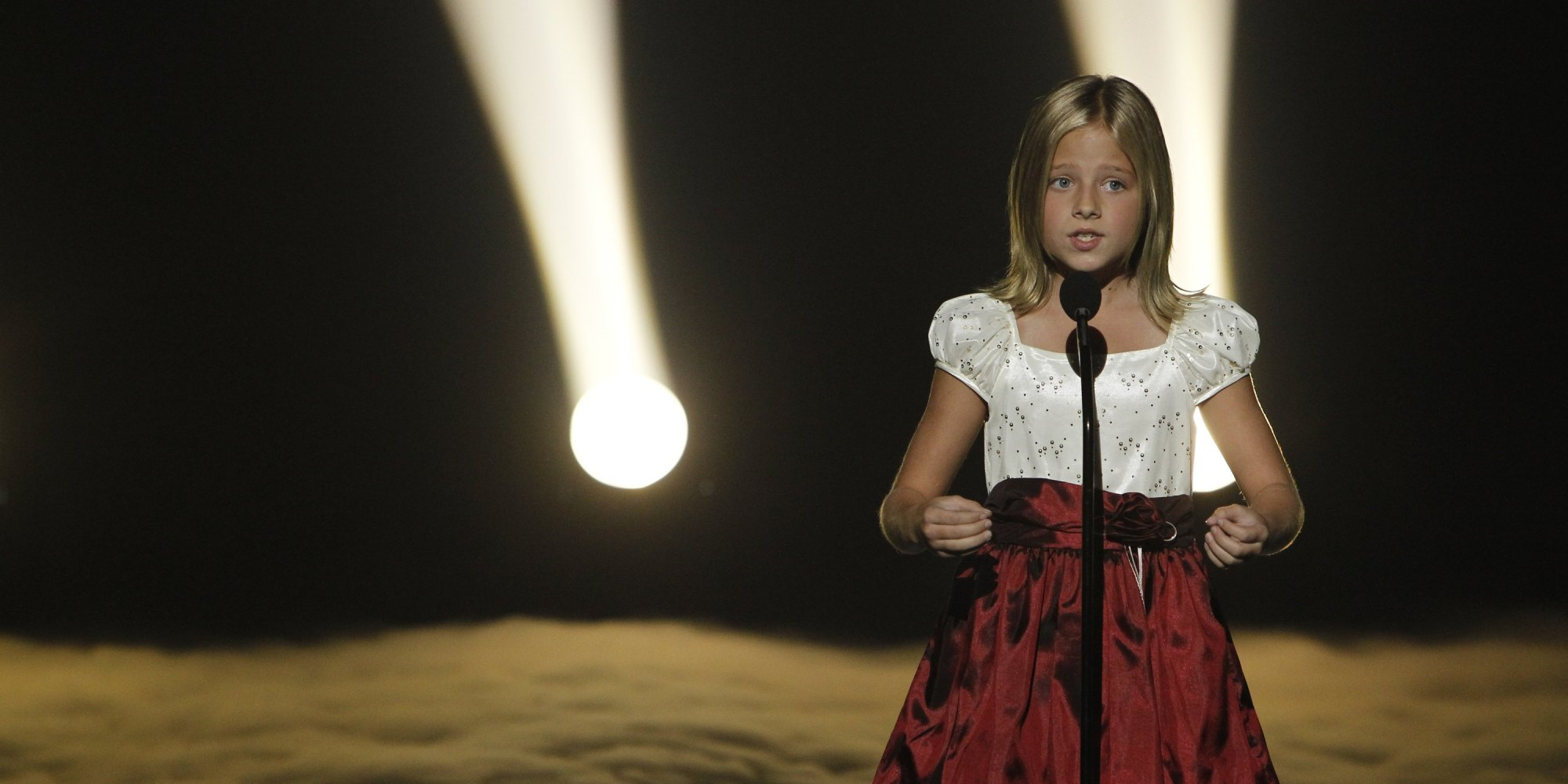 Americas got talent 2017 9 year old opera singer - Jackie Evancho Once The World S Youngest Opera Singer Isn T A Little Kid Anymore Video Huffpost
