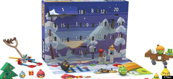 These May Be Some Of The Tackiest Advent Calendars We've Seen