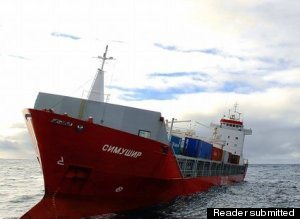 SHIP HAIDA GWAII