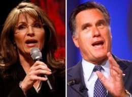 Sarah Palin Mitt Romney