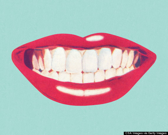 mouth teeth
