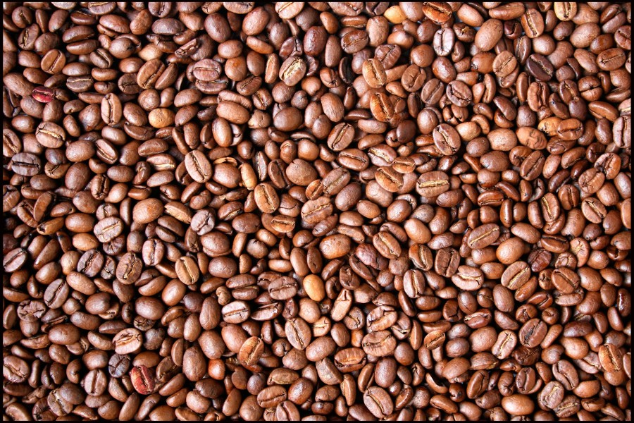 coffee bean bruce