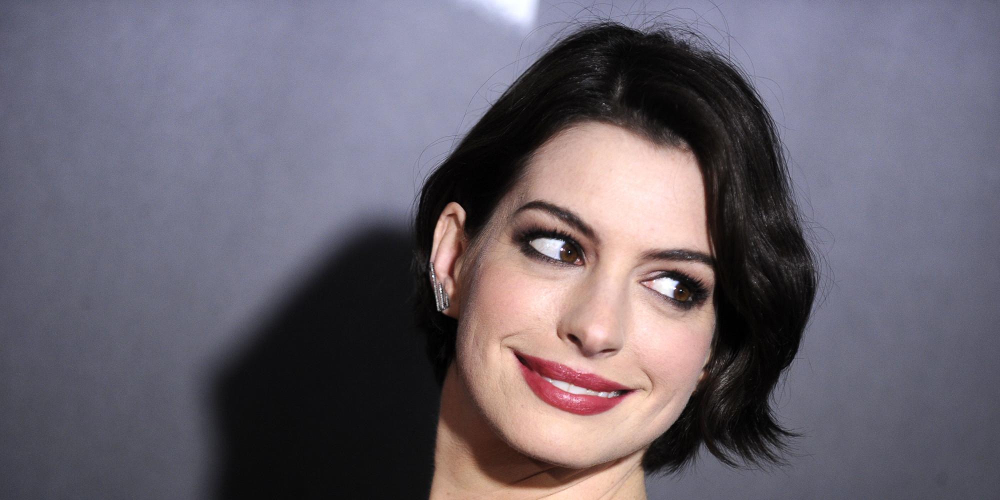 Anne Hathaway Facebook Anne Hathaway Facebook
