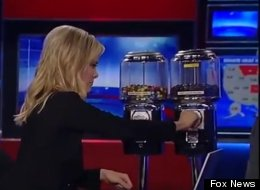 Fox News Hosts Were Way Too Into Their Candy On Election Night