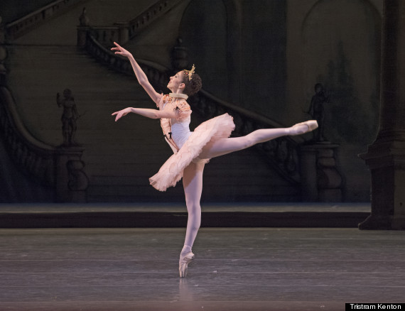 yasmin ballet
