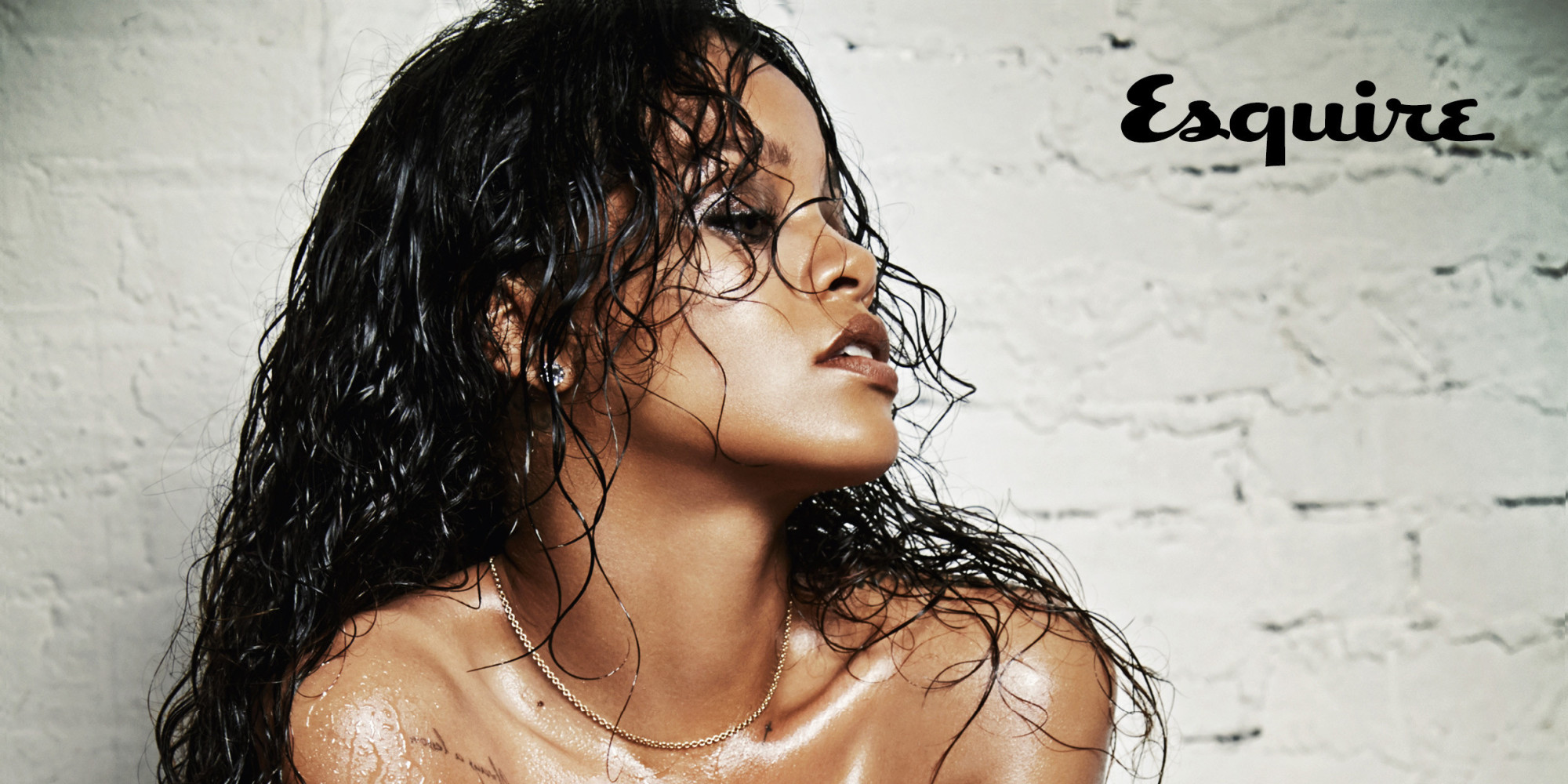 Rihanna Shows Off Her Cooking Skills And Gets Naked