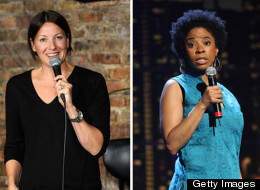 Talking Catcalls And Women In Comedy With Bonnie McFarlane And Marina Franklin