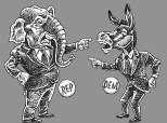 Algernon Austin:  Political Polarization: Iowa Edition