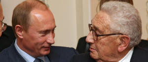 Putin Kissinger