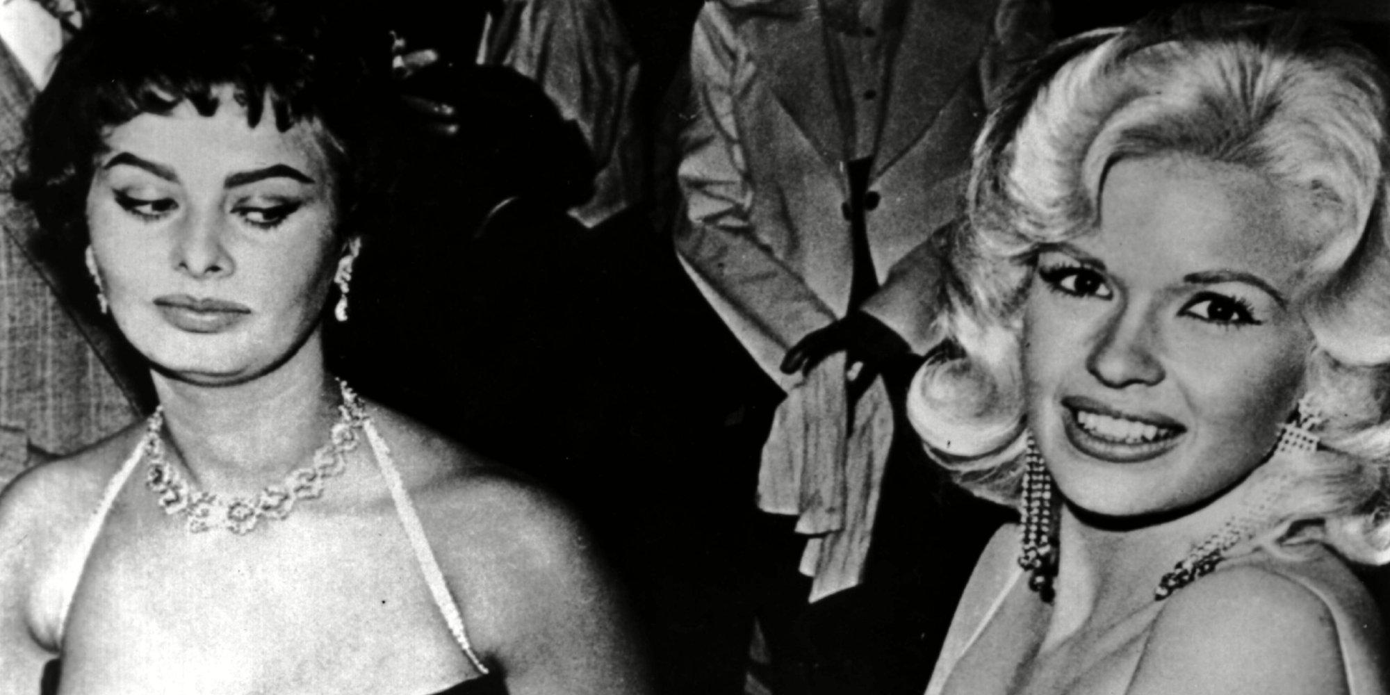 Sophia Loren Finally Explains Why She Gave Jayne Mansfield ...