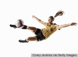 The Feminine Athlete