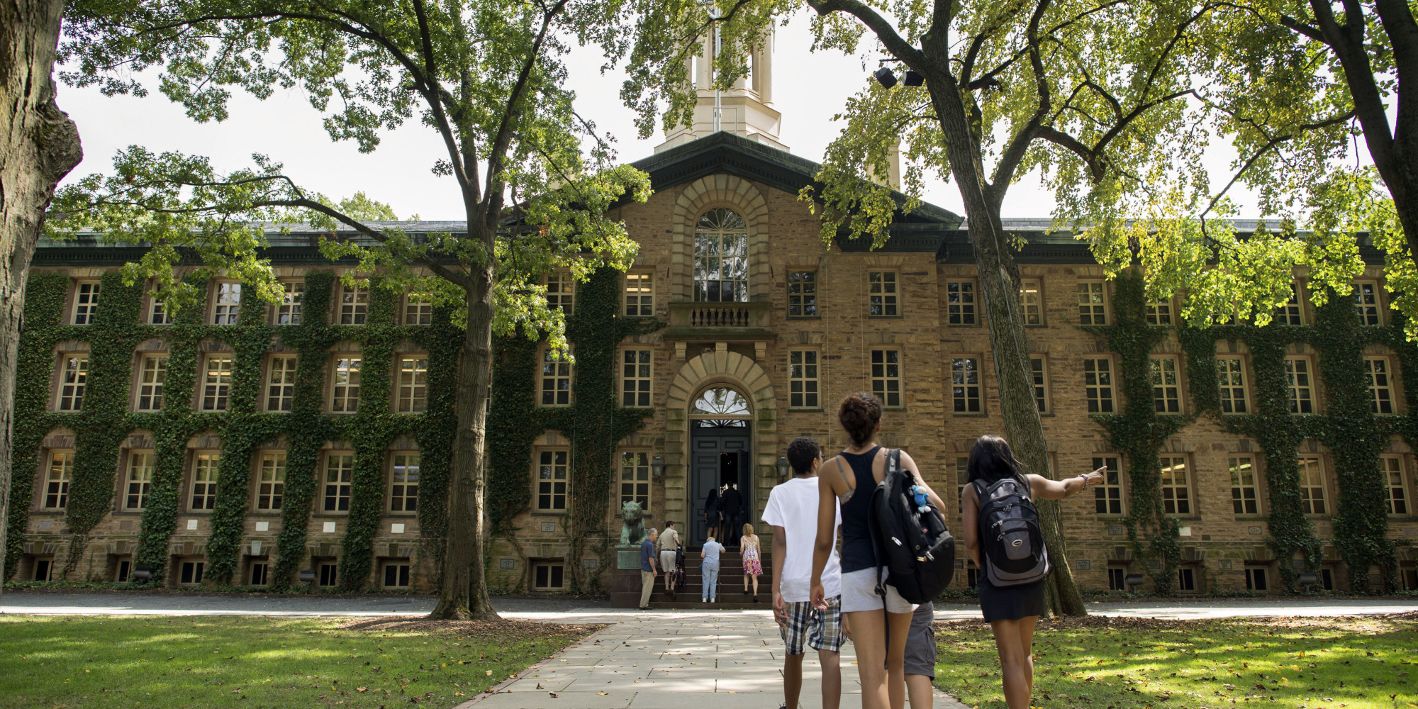 Probe Finds Princeton University Violated Title Ix In Its
