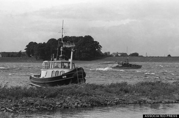 river elbe east german