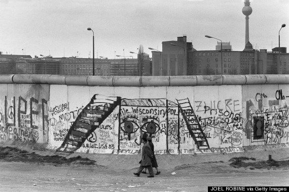 berlin wall 1989 april