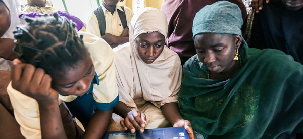 Connecting To Nigeria For Giving Tuesday