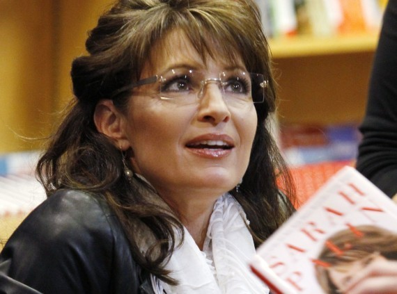 Sarah Palin Book Tour South Carolina
