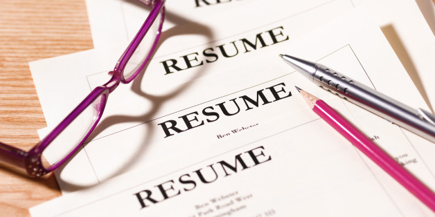 what do and dont recruiters look for in a resume at first glance