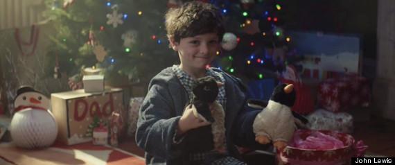 John Lewis Christmas Advert 2014: Monty The Penguin A 'Great Big ...