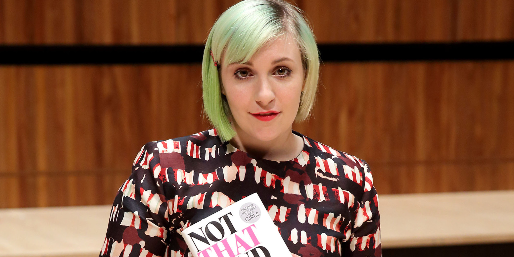 I Am A Liberal And I Do Not Approve Of Lena Dunham S