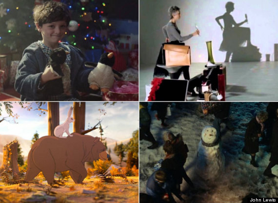 John Lewis Christmas Advert 2015: From Man On The Moon To The Bear ...