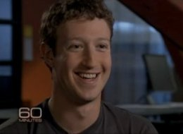 Mark Zuckerberg 60 Minutes Interview