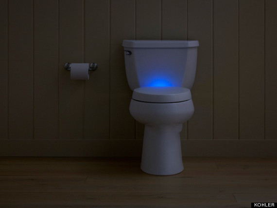 Smartest toilet seat ever will make your bathroom smell - How to keep a bathroom smelling fresh ...