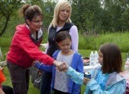 Palin Gosselin Camping