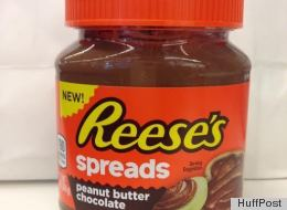Reese's Launches A Peanut Butter Cup Spread That Could Rival Nutella
