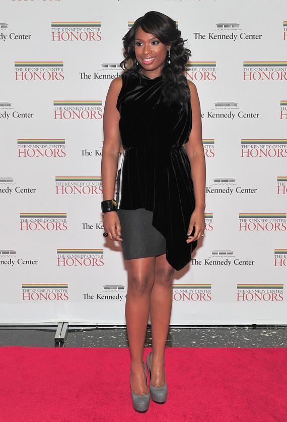 Jennifer Hudson Shows Off Slim Body (PHOTOS) | HuffPost | 570 x 837 jpeg 132kB