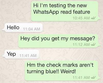android whatsapp small