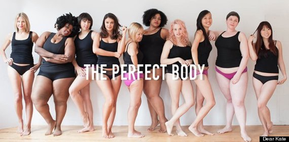 Image result for victoria secret perfect body campaign