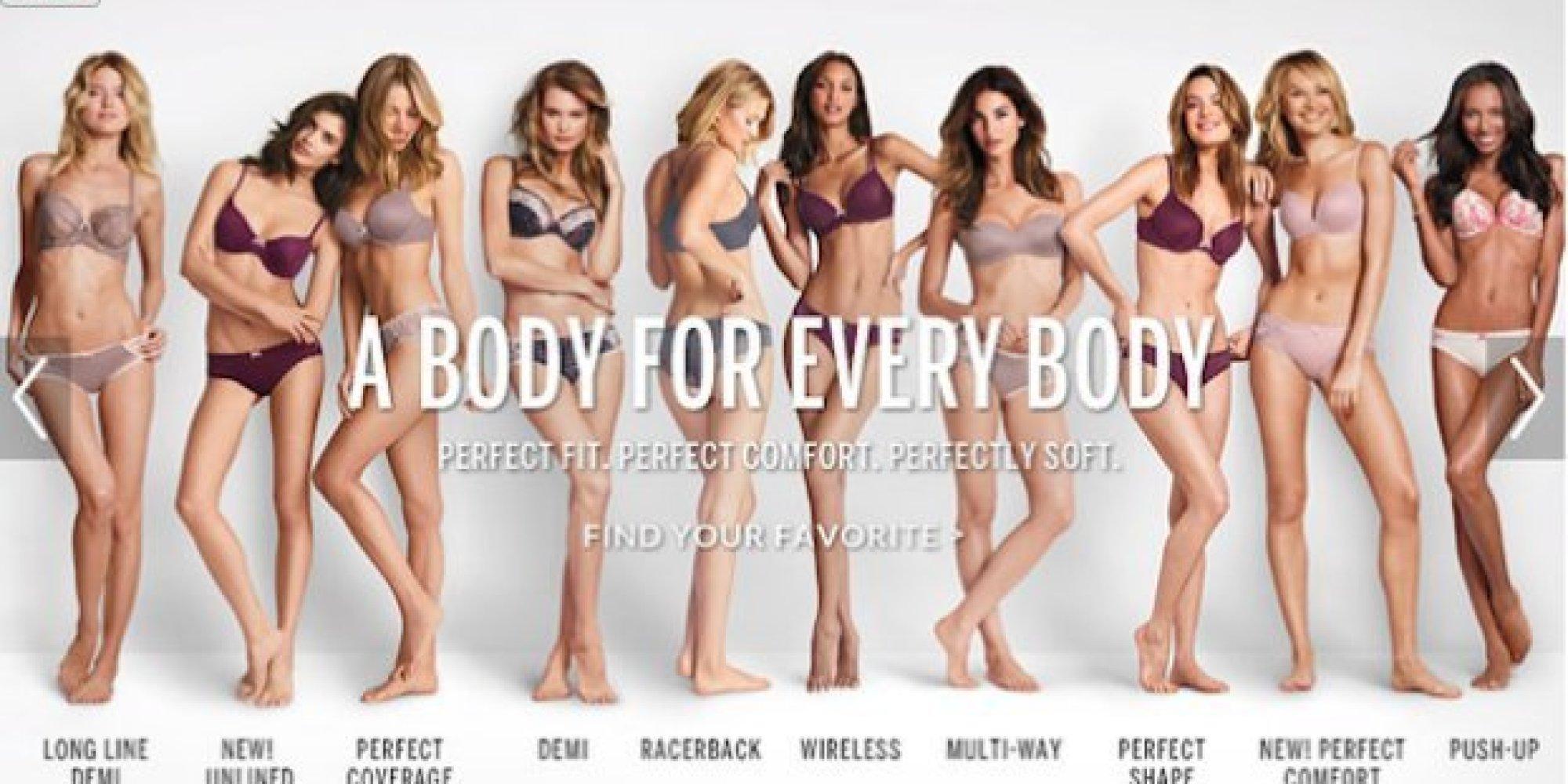 Victoria's Secret 'Perfect Body' Campaign Changes Slogan After ...